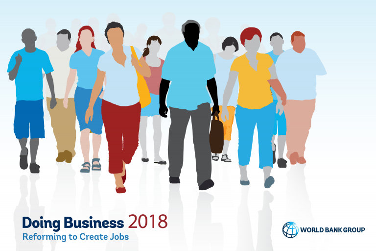 Italia nel rapporto Doing Business 2018