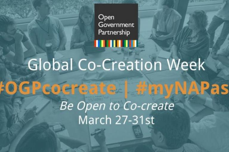 Ogp - Global co-creation Week