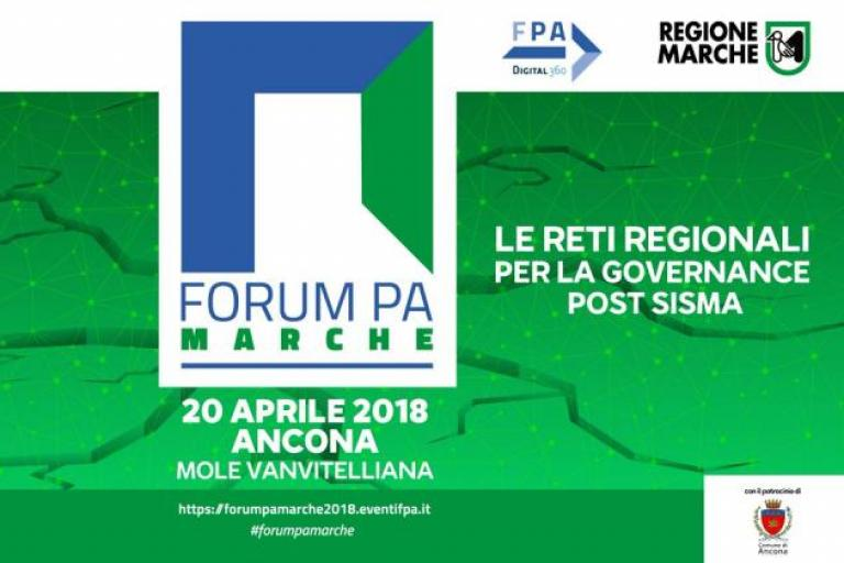 Immagine per evento Forum PA Marche
