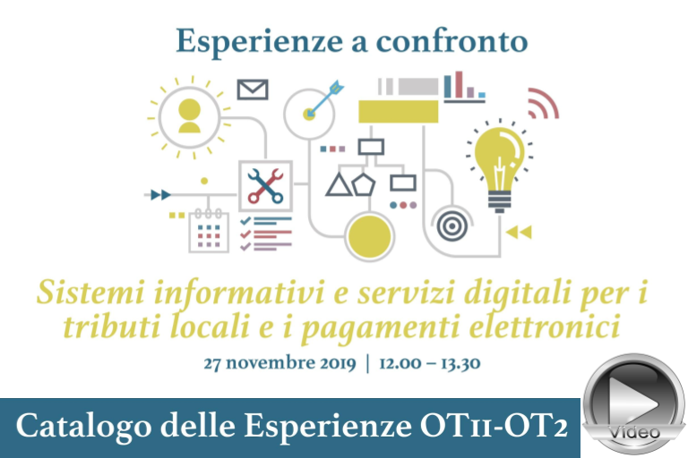 Video e materiali webinar tributi
