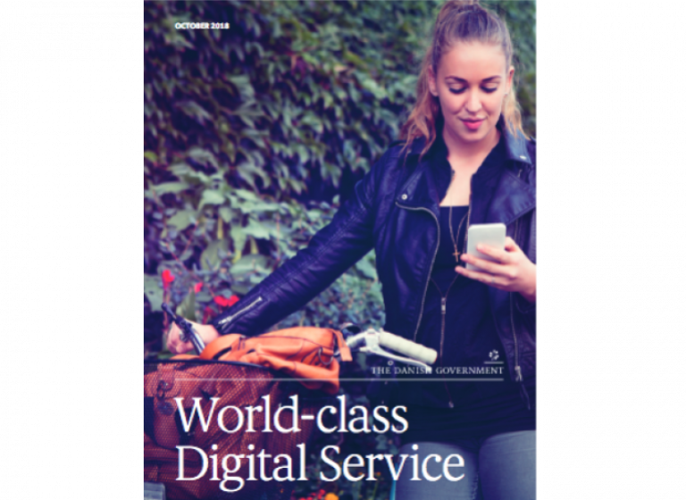 World-class digital services