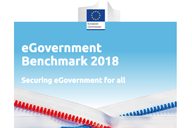 e-government benchmark 2018.